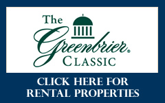 Greenbrier Rental Properties