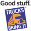 Good Stuff; trucks bring it (ATA)