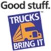 Good Stuff; trucks bring it (ATA)