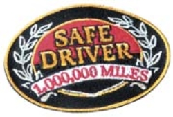 3 million mile award