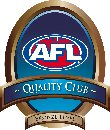 The Bombers, Recognised as a Quality Club.