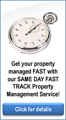 Same day San Diego fast track property management services