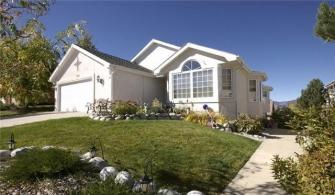 Attractive Colorado Springs Patio Homes