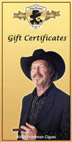 Link to Kinky Friedman Gift Certificates