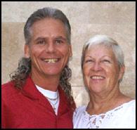 Pastor John David and Sarah Kirby