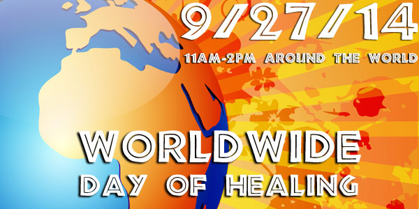 WORLDWIDE DAY OF HEALING