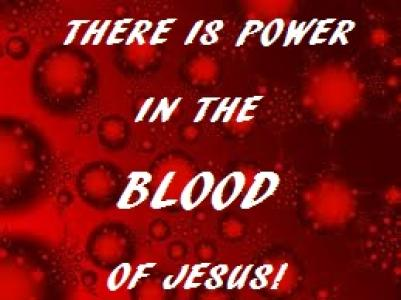The Blood Of Jesus Quotes Quotesgram