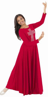 Liturgical dance dresses cheap