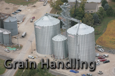 A N Martin Grain Systems We Sell Service Grain Handling