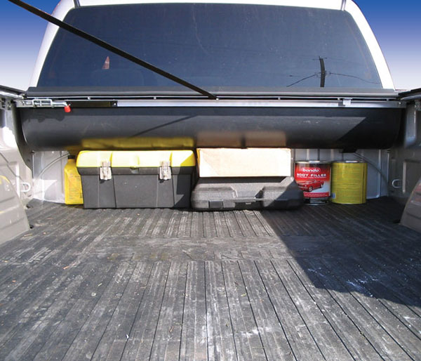 Retractable Truck Bed Covers Stunning Retrax The Sturdy