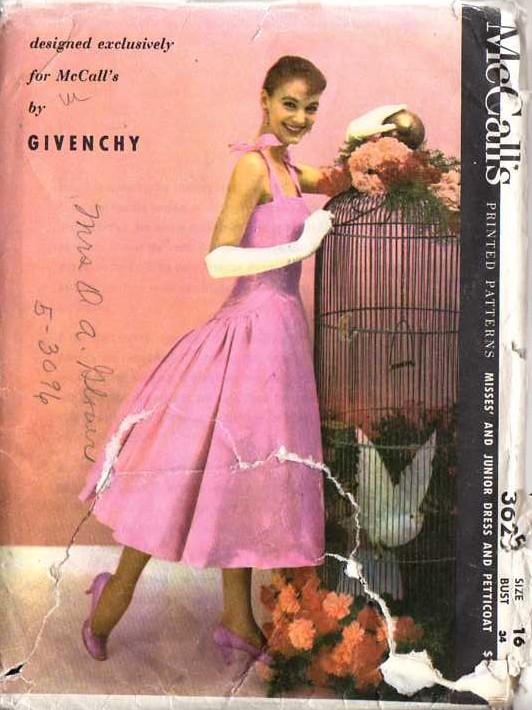 MOMSPatterns Vintage Sewing Patterns - SOLD McCall\'s Patterns