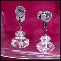 Art Deco Antique Earrings