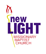 The Mission Of New Light Missionary Baptist Church ...