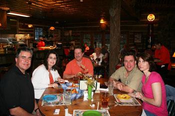 Swinging Bridge Restaurant