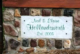 Hollandsworth Wedding Reception
