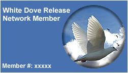 White Dove Release Network Member