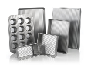 USA Pan 6-Piece Bakeware Set