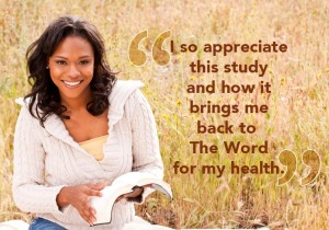 Treasures of Healthy Living, A Bible Study about Health