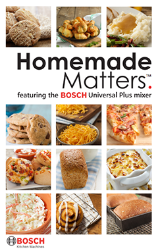 Homemade Matters Recipe Book