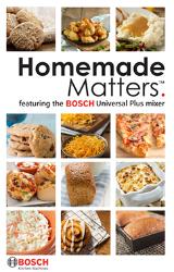 Homemade Matters Recipe Book