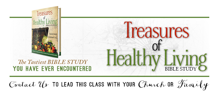 Biblical Study - Uncovering God's Plan for Health and Vibrant Living