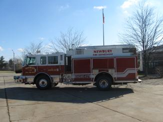 Pumper/Rescue 4127