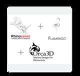 BUNDLE: Rhino + Flamingo + Orca3D Level 2
