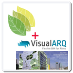 Lands Design + VisualARQ
