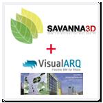 Lands Design + VisARQ + Savanna3D