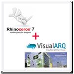VisualARQ + Rhino 7