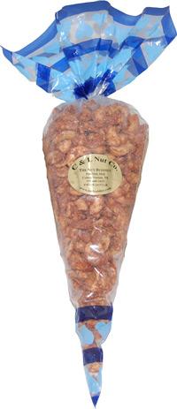 Nut Buddies Cinnamon Roasted Cashews - Jumbo