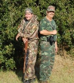 Redneck Guru and Conservationist