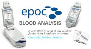 Point Of Care Blood Analysis System