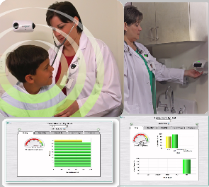Hand Hygiene Recording and Reminding System