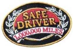 3 million mile award