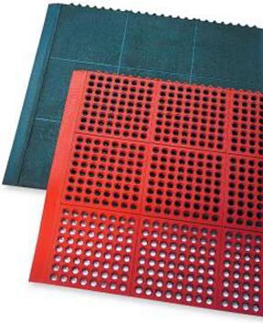 Industrial mats, rubber mats, fatigue mats and more - Mat - Work Station