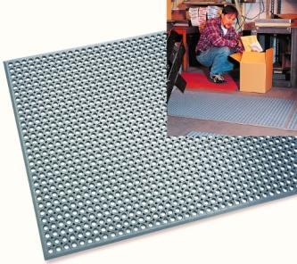 Industrial mats, rubber mats, fatigue mats and more - Workstation ...