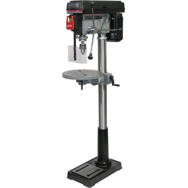 Drill Press Guard >> King 17 Drill Press With Safety Guard