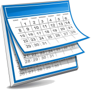 *NEW* Printable School Calendar 2020-2021