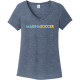Marina Girls Soccer Fan Wear
