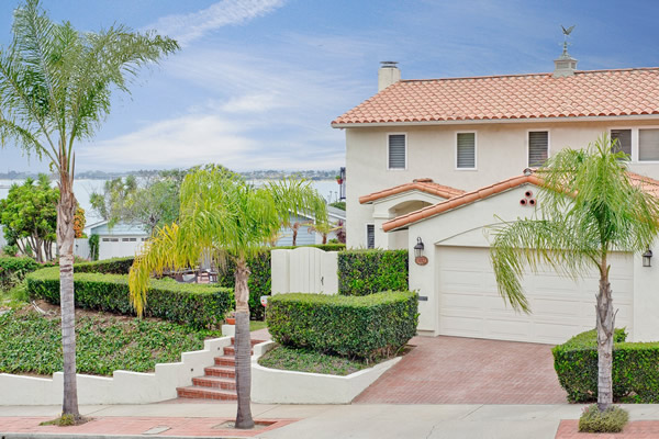 San Diego, California Vacation Rental - Ocean/Bay View Retreat