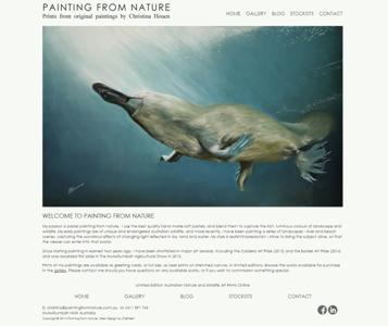 Website Design for Artists