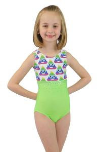 gymnastics practice wear leotard