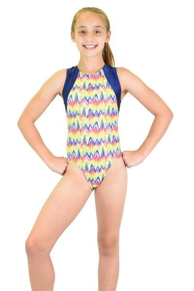 gymnastics practice wear leotard