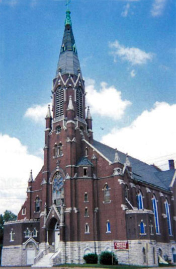 Saint Louis School >> Christ Redeemded Missionary Baptist Church - East Saint ...