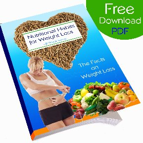 Nutritional Habits for weight loss