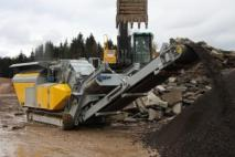 PORTABLE CRUSHING SERVICES !