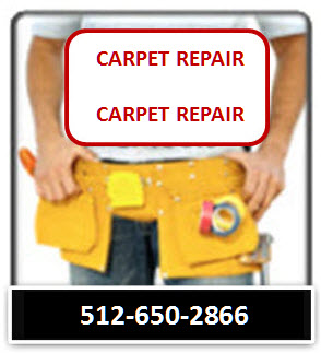Carpet Repair Austin TX 512-650-2866