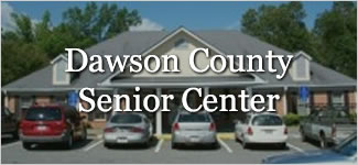 Dawson County Senior Center