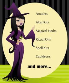 Wiccan supplies online australia